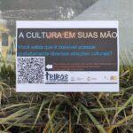 A cultura em suas mãos - Eduarda Ramos e Rafael Oliveira