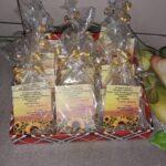 Entrega de sementes de girassol - Fábio