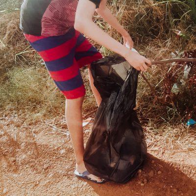 Ajude o Meio Ambiente