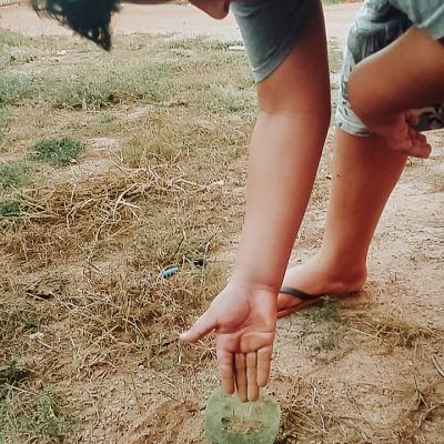 Alunos constroem horta comunitária (3)