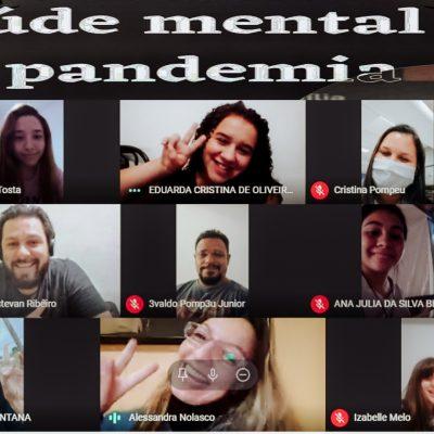 Palestra Saúde mental na pandemia (1)